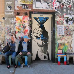 Street art em Nova Iorque 5