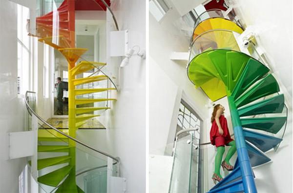 Rainbow House, um oásis de cor 2