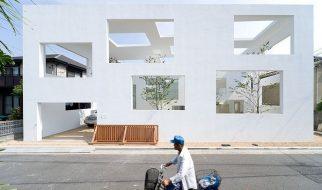 House N por Sou Fujimoto - Arquitectura maravilhosa 9