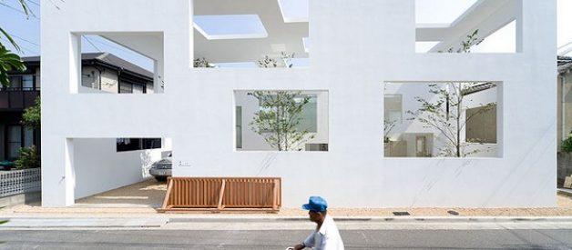 House N por Sou Fujimoto – Arquitectura maravilhosa