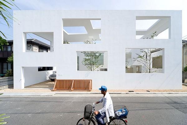 House N por Sou Fujimoto - Arquitectura maravilhosa 3