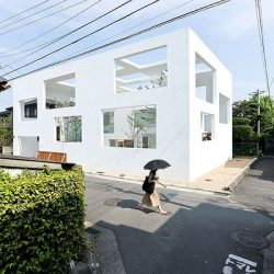 House N por Sou Fujimoto - Arquitectura maravilhosa 20