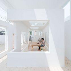 House N por Sou Fujimoto - Arquitectura maravilhosa 10