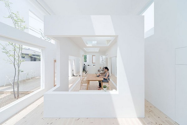 House N por Sou Fujimoto - Arquitectura maravilhosa 5