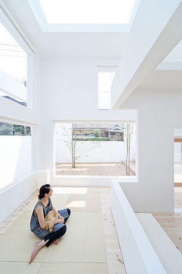 House N por Sou Fujimoto - Arquitectura maravilhosa 7