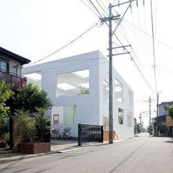House N por Sou Fujimoto - Arquitectura maravilhosa 15