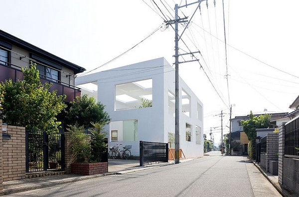 House N por Sou Fujimoto - Arquitectura maravilhosa 6