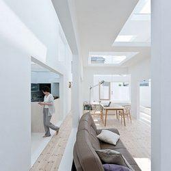House N por Sou Fujimoto - Arquitectura maravilhosa 16