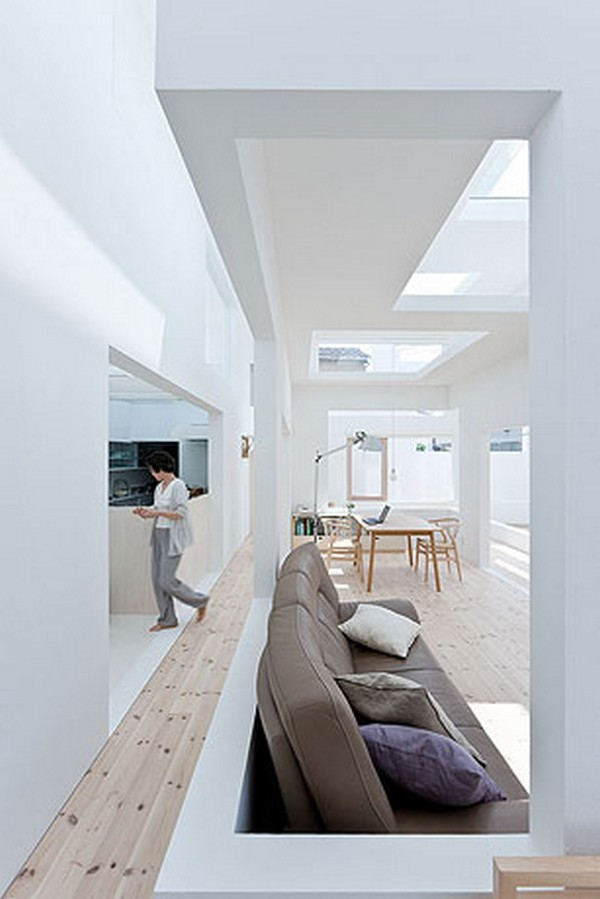 House N por Sou Fujimoto - Arquitectura maravilhosa 8