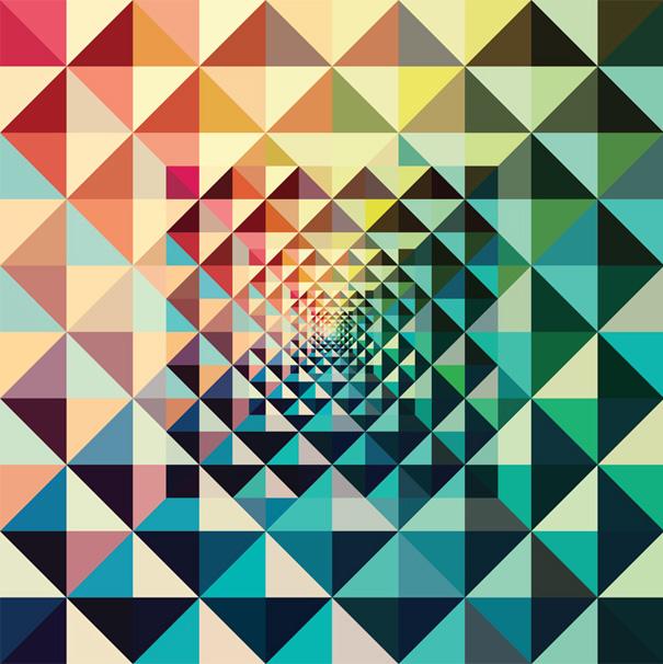 Andy Gilmore: Geometria para os ouvidos, música para os olhos 1