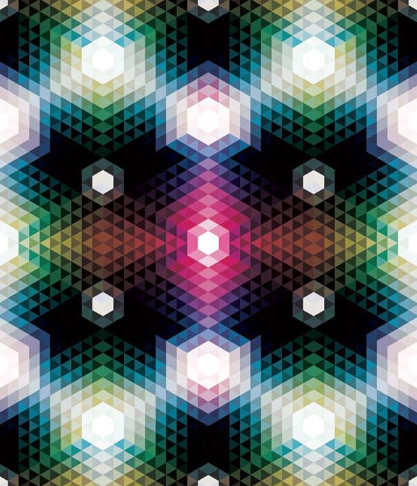 Andy Gilmore: Geometria para os ouvidos, música para os olhos 4