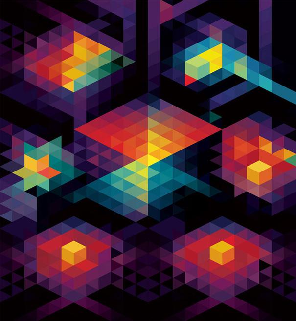 Andy Gilmore: Geometria para os ouvidos, música para os olhos 5