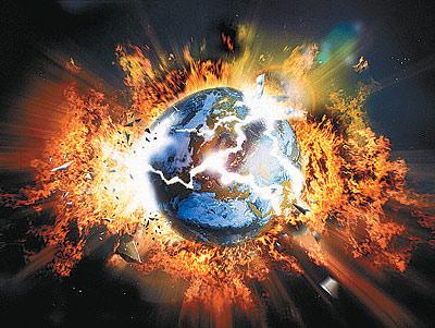 Como será o fim do mundo? 2