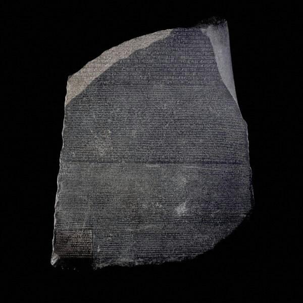 pedra de roseta