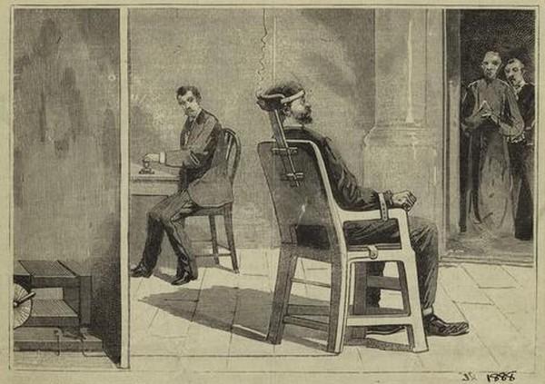 cadeira eléctrica