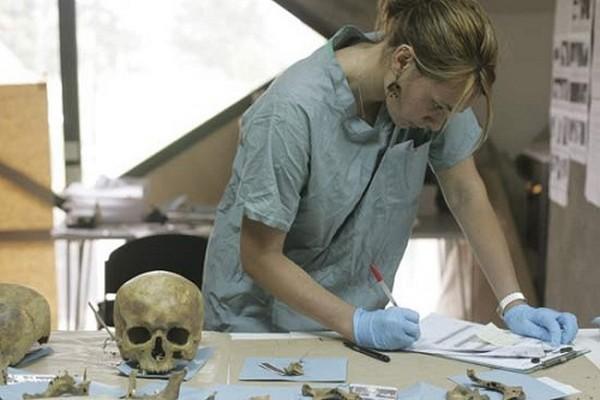 Verdade vs. Ficção: Antropologia forense 2
