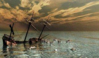 Curiosidades e mistérios sobre naufrágios 3