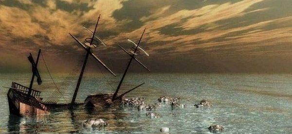 Curiosidades e mistérios sobre naufrágios