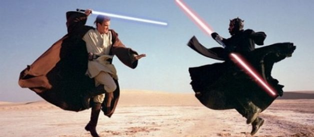 """A curiosa rodagem do filme """"Star Wars – A ameaça fantasma"""""""