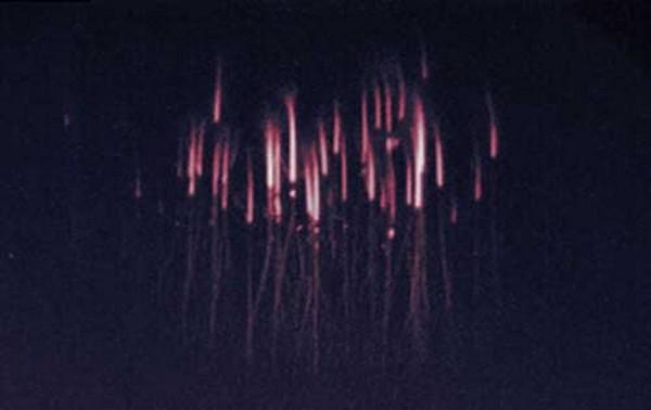 red sprites
