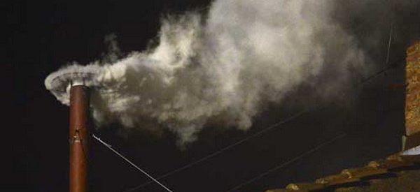 sinais de fumo