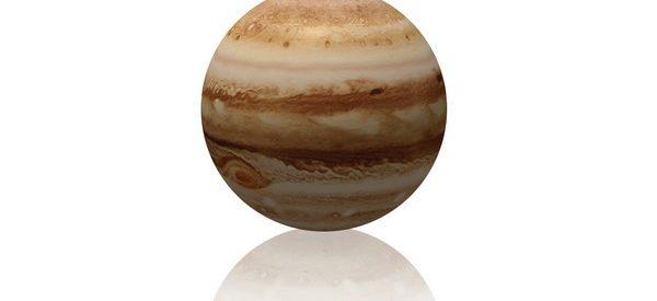 grande mancha vermelha de Júpiter