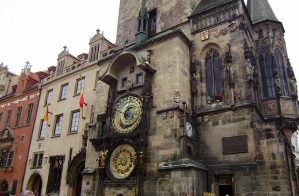 O relógio astronómico mais famoso do mundo