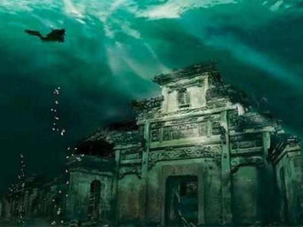 Lago Qiandao