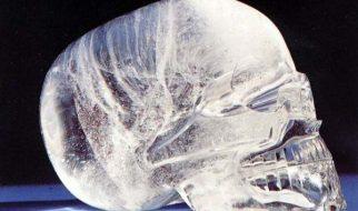crânios de cristal