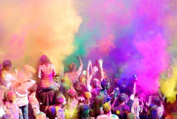 festival das cores