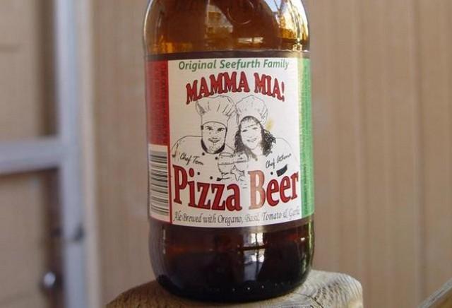 Cerveja de Pizza