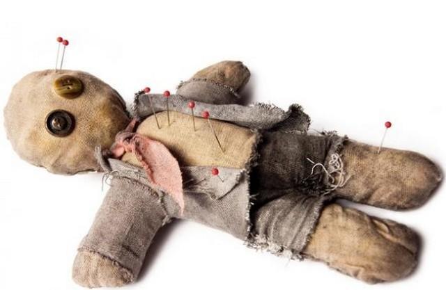 boneco vudu