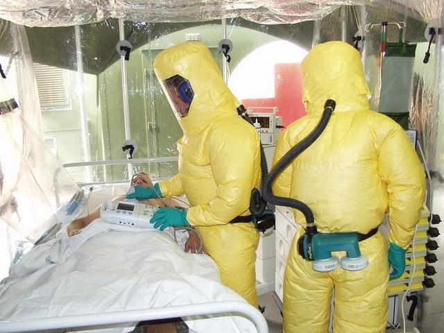 cura do ebola