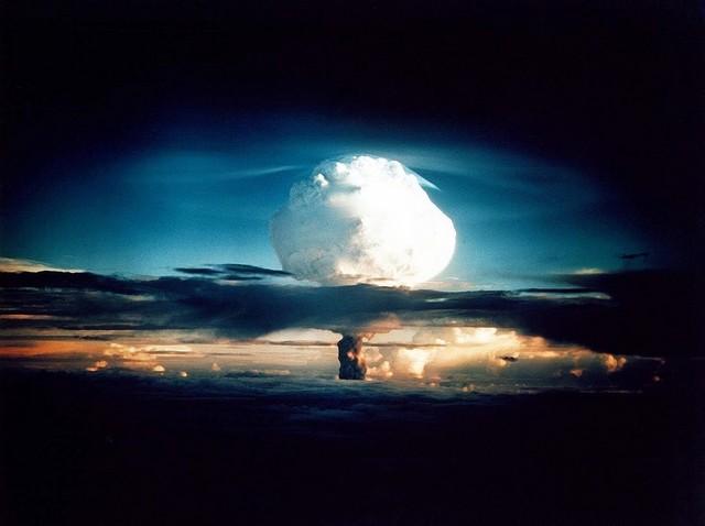 bomba de hidrogenio