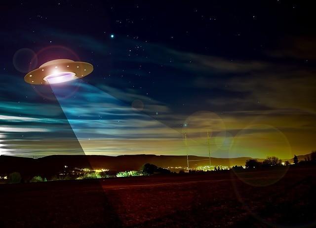 pesquisa sobre extraterrestre