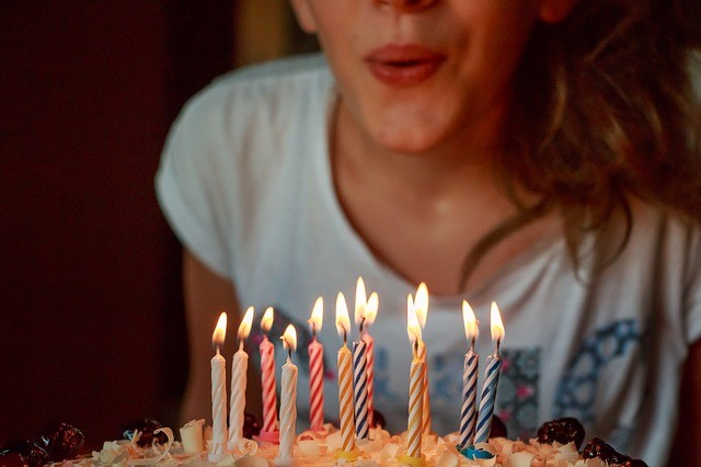 bolos de aniversário