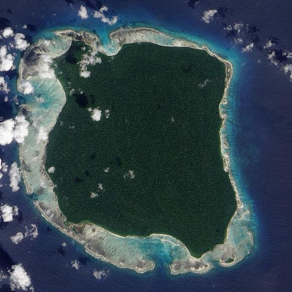 Ilha Sentinela do Norte, Ilhas Andamão