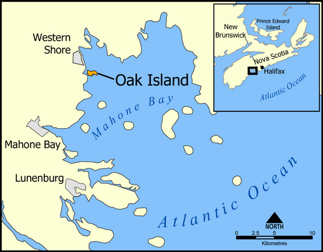 ilha oak