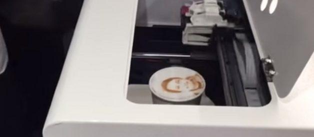 Queres beber um café com a tua cara?