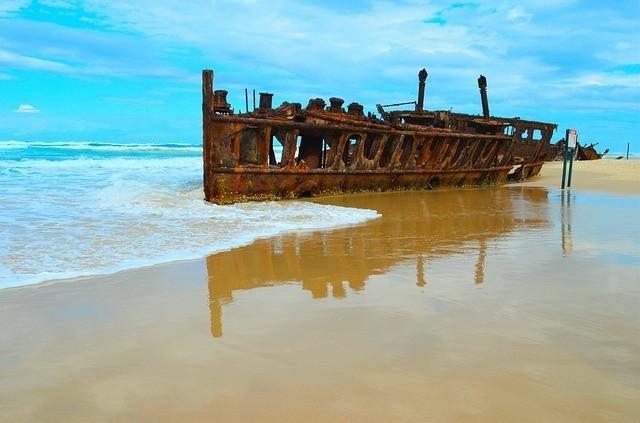 Ilha Fraser, Austrália