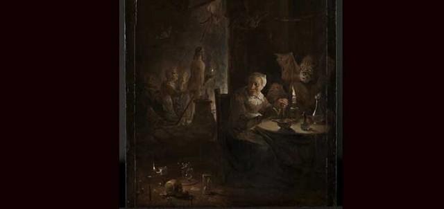 a cozinha das bruxas