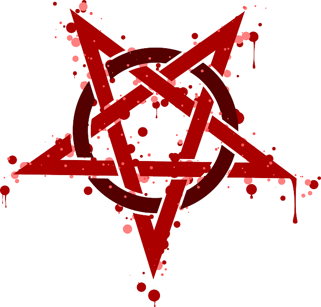 estrela de cinco pontas