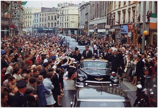 5 Curiosidades sobre John F. Kennedy que te irão surpreender 1