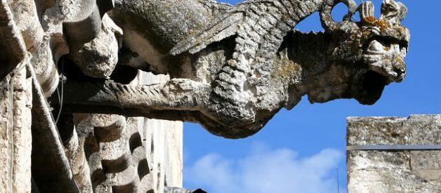 Gárgulas, os misteriosos vigilantes das catedrais