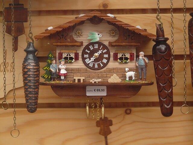 relógio de cuco