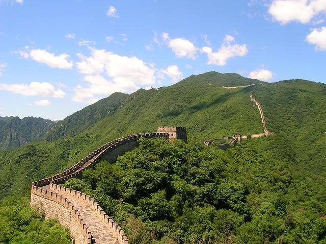 Como foi construída a Muralha da China