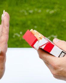 Como reagimos ao Parar de Fumar?