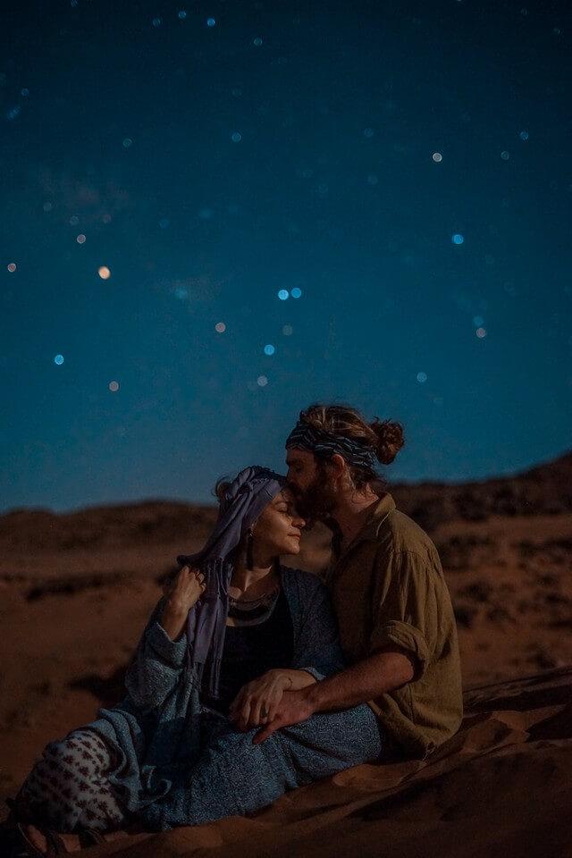 sonhar beijar
