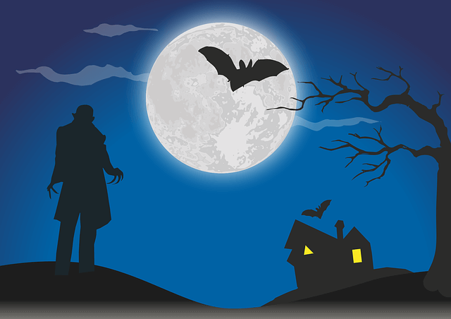 sonhar com vampiros