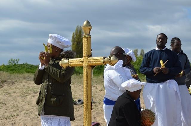 Religião da África